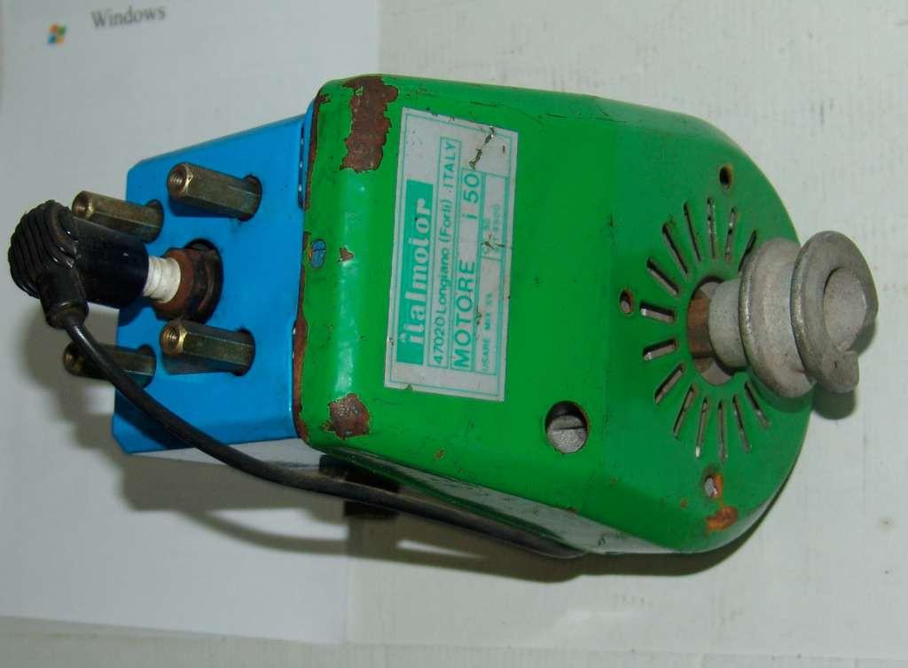 Ricambi motori industriali motore industriale per pompa o for Pompa per motocoltivatore