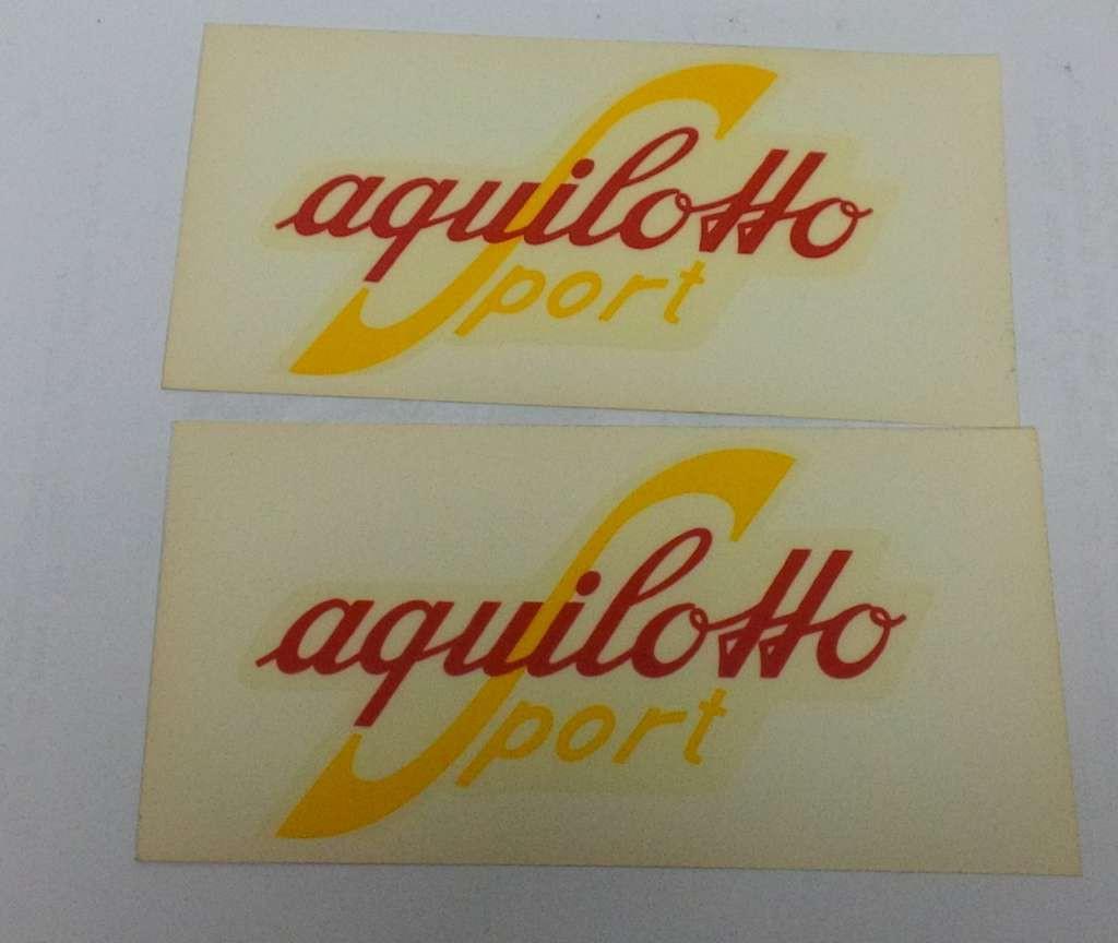 KIT decalcomanie adesivi decals stickers BIANCHI AQUILOTTO SPORT AD0264