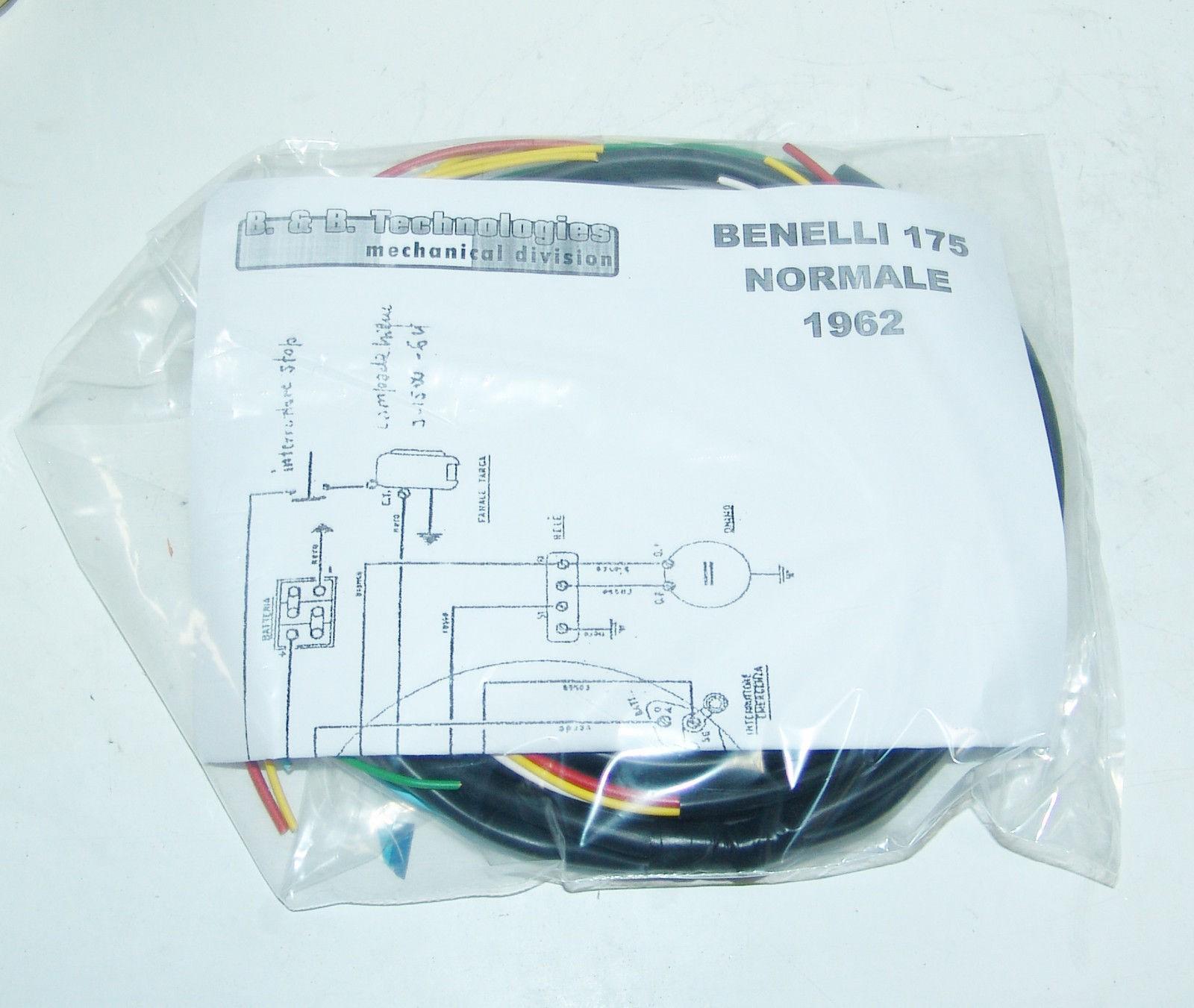 Schema Elettrico Wiring Diagram : Impianti elettrici moto impianto elettrico electrical wiring