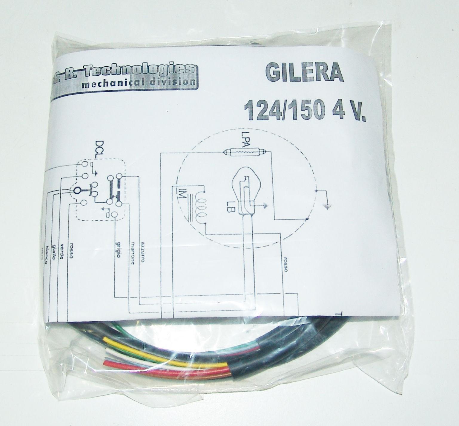 Schema Elettrico : Impianti elettrici moto impianto elettrico electrical wiring