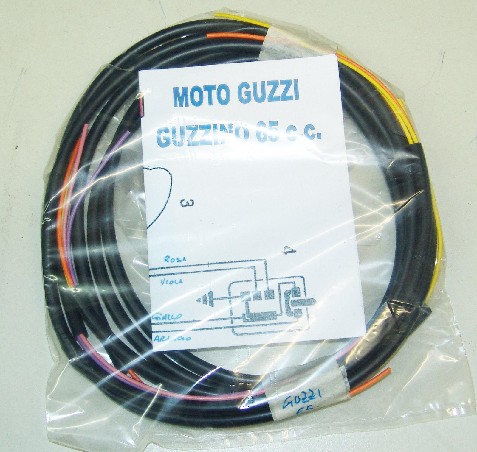 Schemi Elettrici Moto : Impianti elettrici moto: impianto elettrico electrical wiring moto