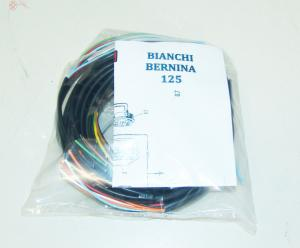 IMPIANTO ELETTRICO ELECTRICAL WIRING BIANCHI TONALE 175 SCHEMA ELETTRICO